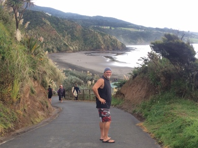 Ngarunui Beach - Raglan