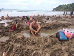 Hot Sand Beach - Hahei