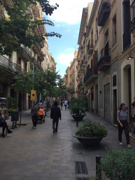 Gracia Neighborhood