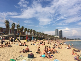 Barceloneta Beach - Main Beach
