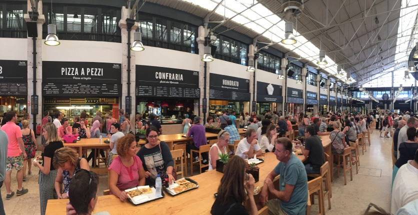 Time Out Market @ Mercado da Ribeira