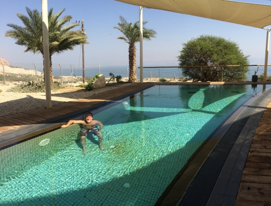 Ein Gedi Kibbutz Pool