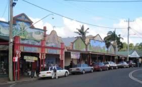 Streets of Nimbin