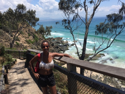 Burleigh Heads National Park Walk