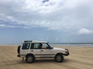 Our Fraser Island 4x4