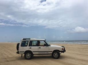 Our Fraser Island 4x4