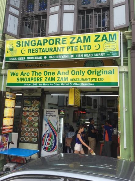 Zam Zam Restaurant