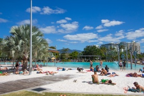Cairns Lagoon Pool