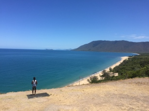Overlook on road to Cape Tribulation