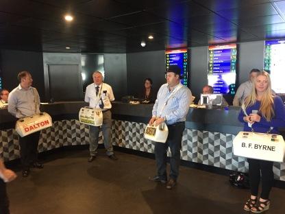 Flemington Racetrack Bookies