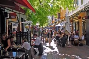 Melbourne Cafe Laneway
