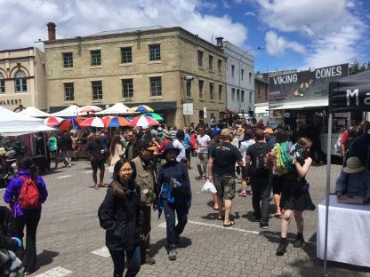 Salamaca Market - Hobart