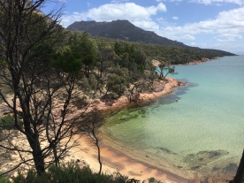 Honeymoon Bay - Freycinet National Park