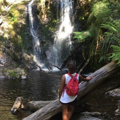 Strahan Waterfall