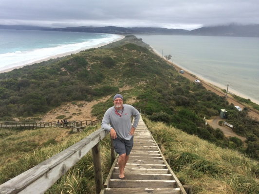 """The Neck"" - Bruny Island"