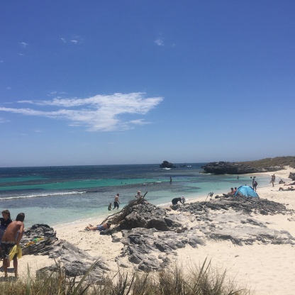 The Basin - Rottnest Island