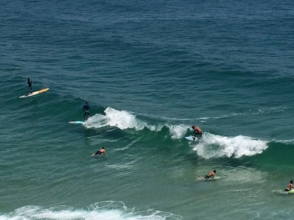 Byron Bay Surfers