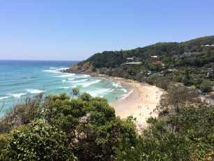 Wategos Beach Overlook - Byron Bay