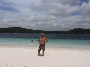 BFD @ Lake McKenzie