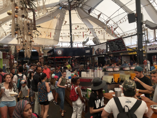 Fremantle Weekend Market