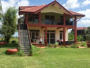 Our $50/nt. villa