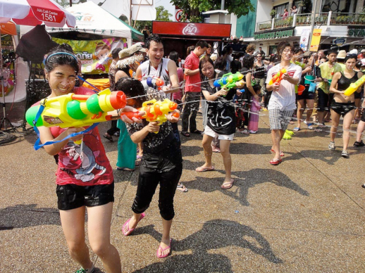 Sonkran Festival