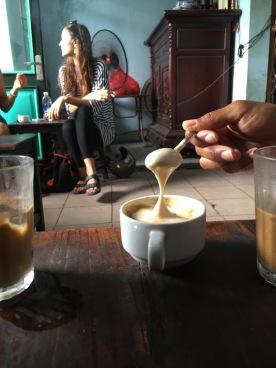 Cafe Dinh - Hanoi