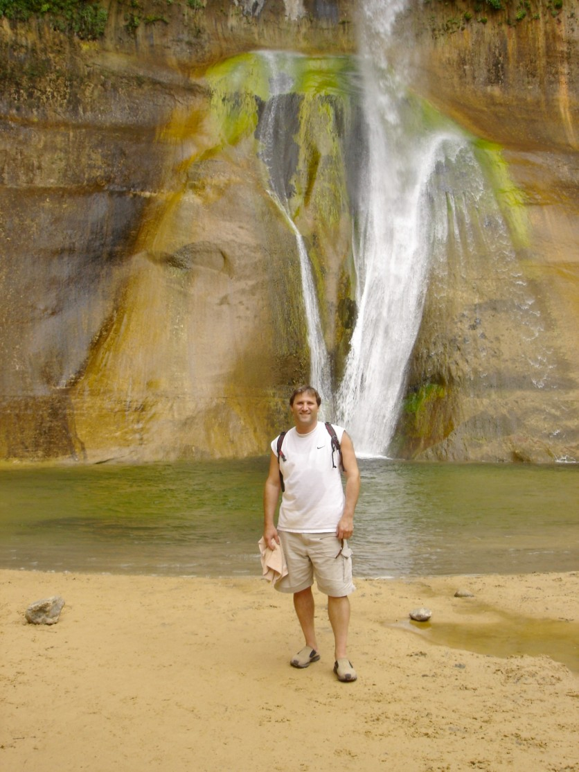 Calf Creek Falls