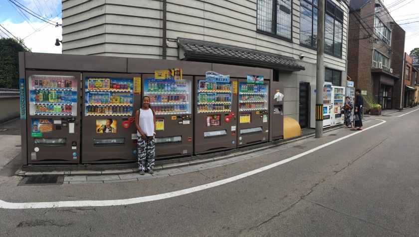 Drink Vending Machines Everywhere