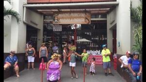 Papeete Market